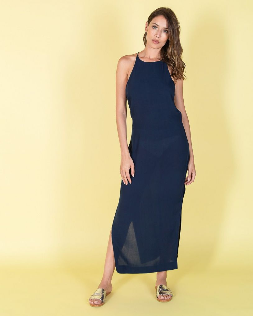 Joe Long Dress