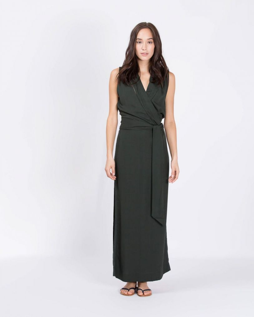 Boris long dress