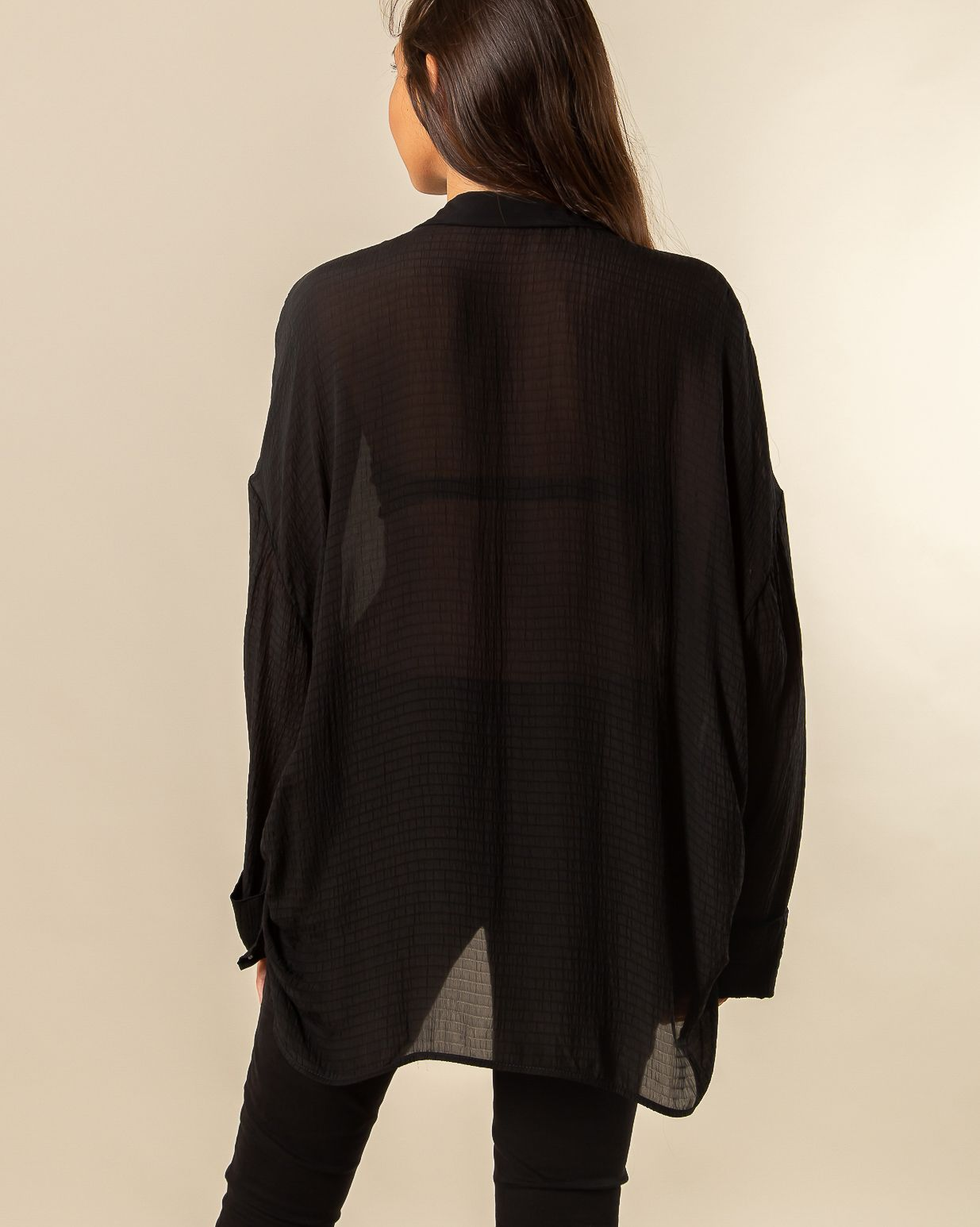 SOPHIE SILK SHIRT