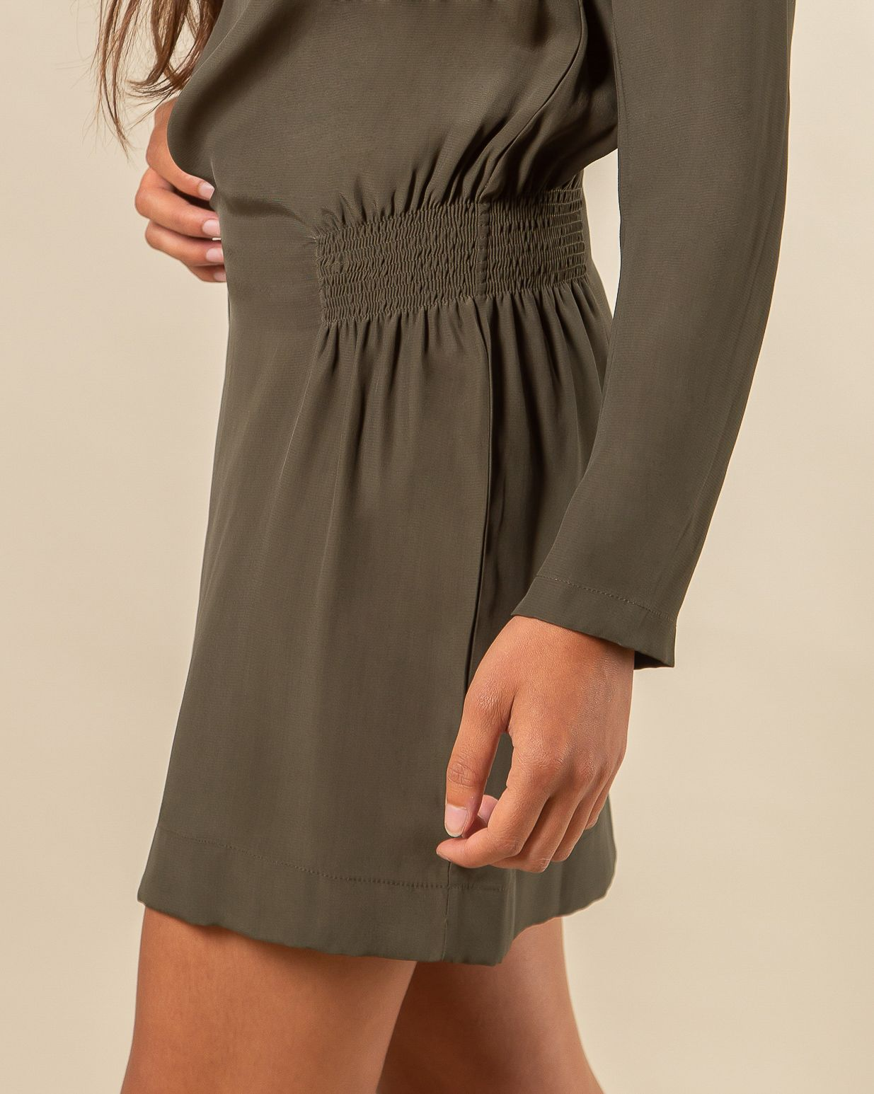 OKI SHORT DRESS