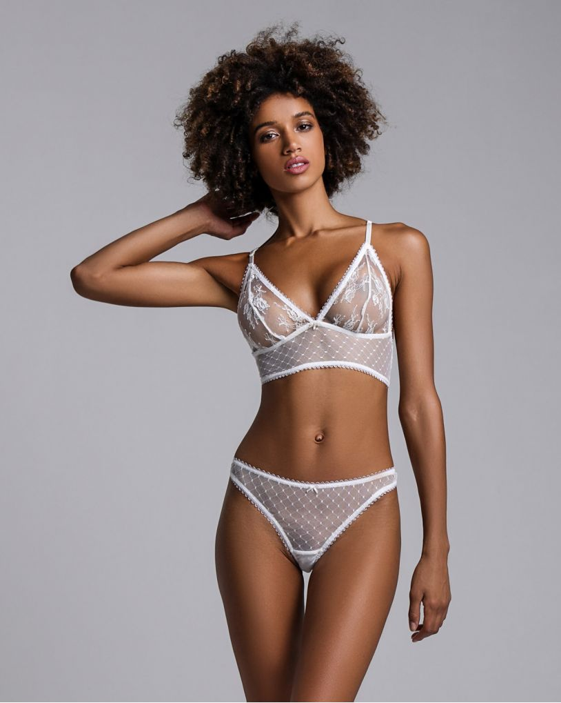 Ensemble lingerie Muse