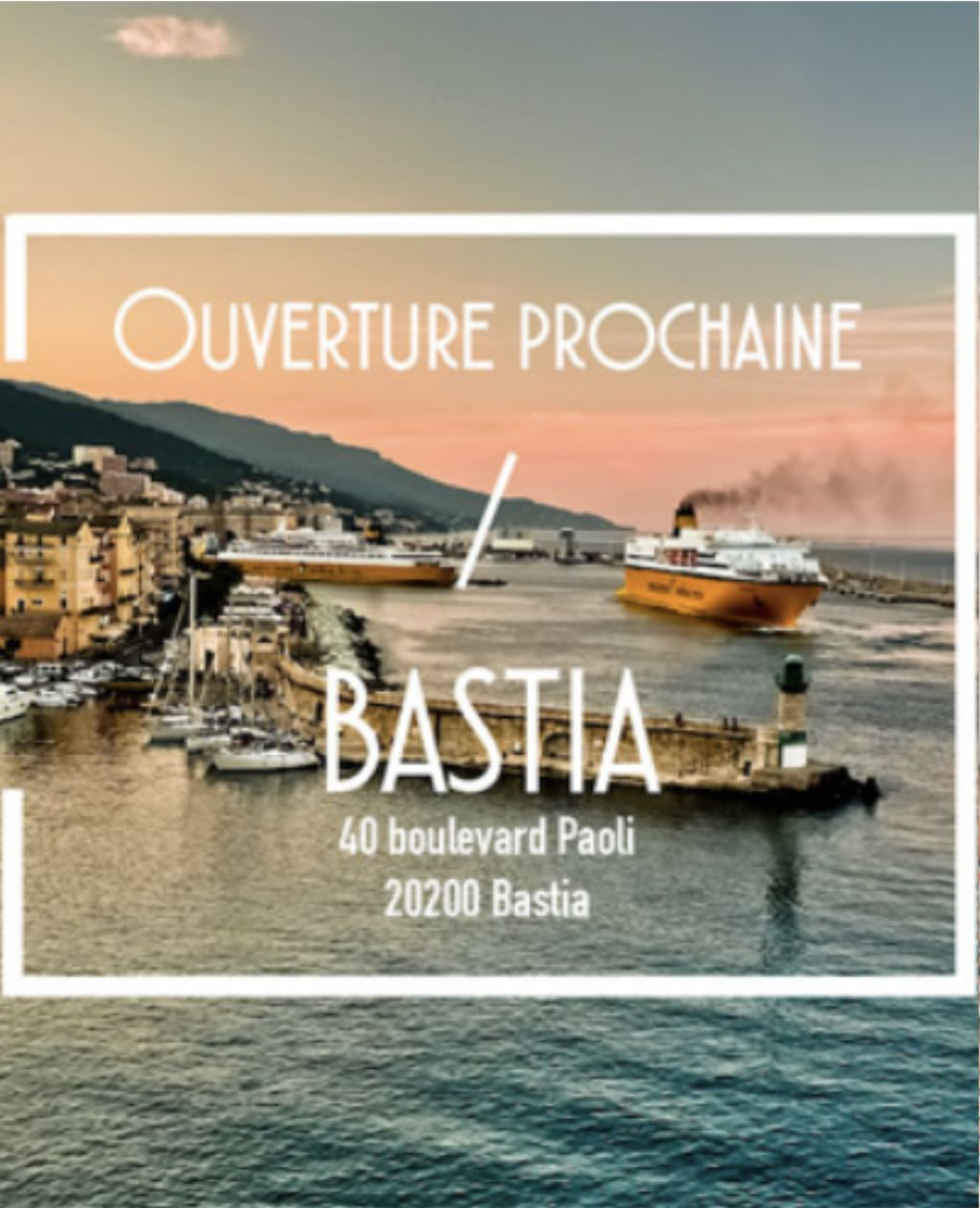 Bastia here we come !